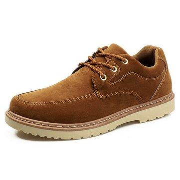 Zapatos con cordones de trabajo para hombres