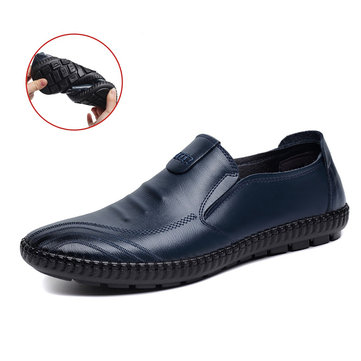 Men Soft Slip On Casual Shoes