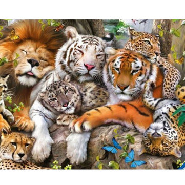 Animals 5D Diamond DIY Painting