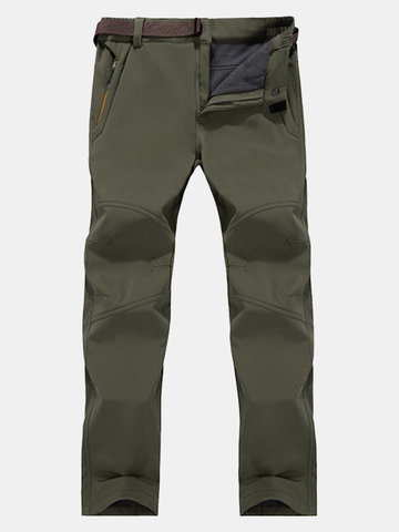 Outdoor Soft Shell Quick-Dry Sport Pants