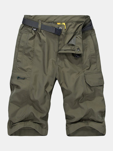 Quick Dry Breathable Outdoor Shorts