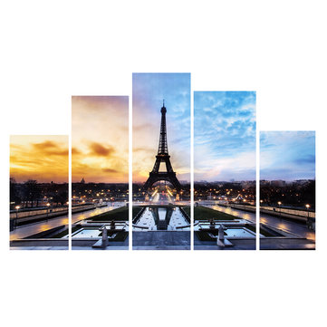 Not Framed Canvas Print Home Decor Wall Art Eiffel Tower Paris Picture