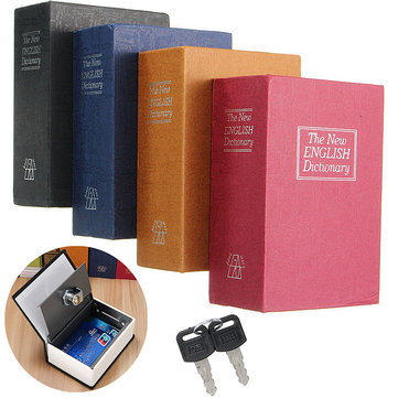 Security Dictionary Storage Lock Box