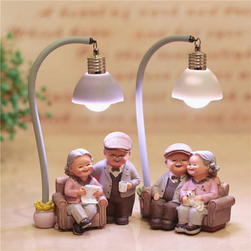 Creative Couple Night Light